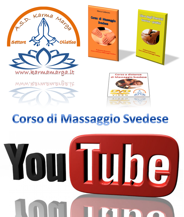 YOU TUBE - VIDEO DI PRESENTAZIONE CORSO A DISTANZA